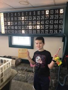 kaden bingo