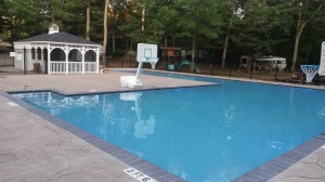 pool almost